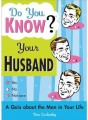 do you know your husband? quiz book