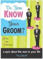 do you know your groom? quiz book