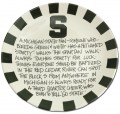 michigan state definition of fan ceramic platter