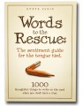 words to the rescue: 1000 thoughtful things to write on a card 