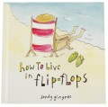 how to live in flip flops book