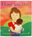  I love you more... flip-sided book