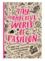 my wonderful world of fashion interactive coloring book