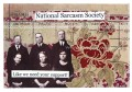 national sarcasm society magnet