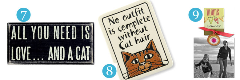 Mother's Day Gifts for Cat Lovers - Cat-Themed Gift Ideas for Moms ...