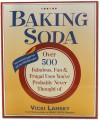 500 uses for baking soda book